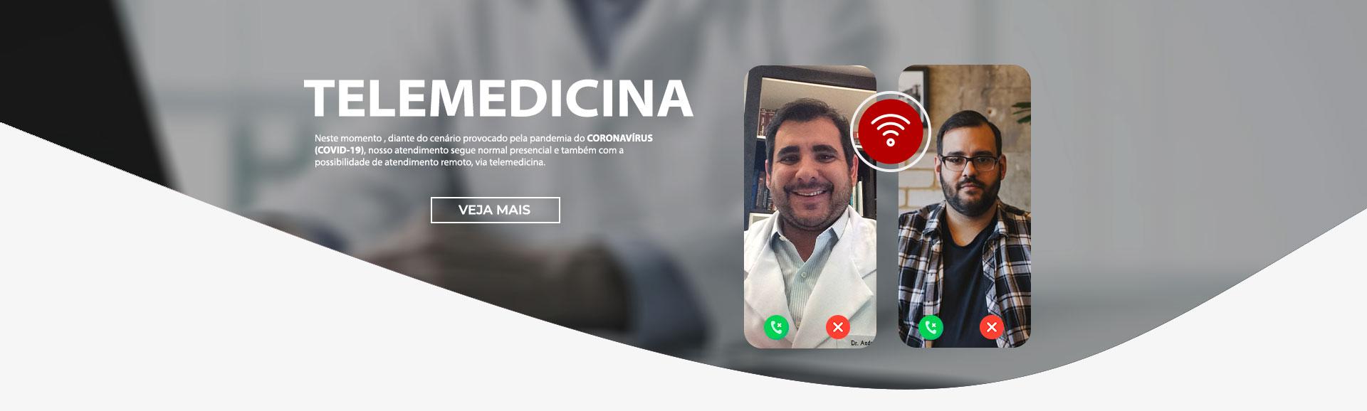 Telemedicina | Dr. André Potenza Desktop