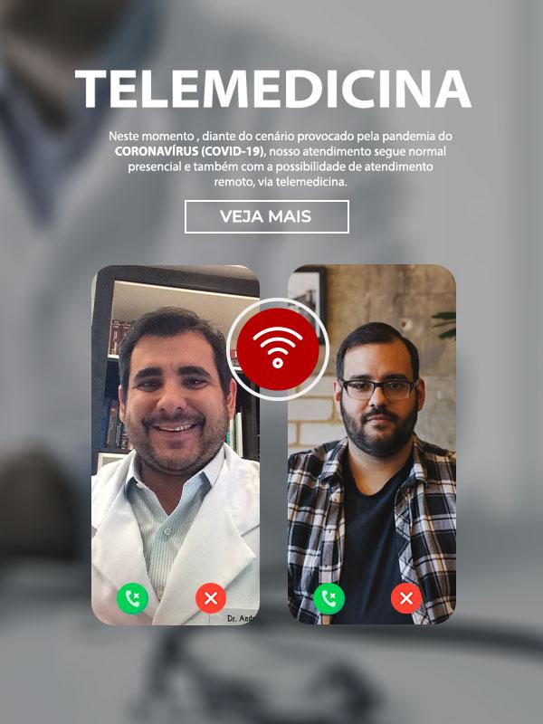 Telemedicina Mobile | Dr. André Potenza